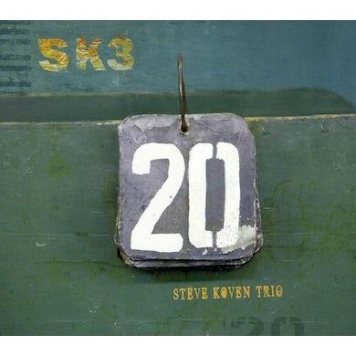Steve Koven 20 CD