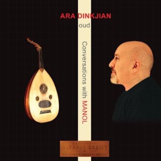 Ara Dinkjian CONVERSATIONS WITH MANOL CD