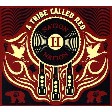 Tribe Called Red NATION II NATION CD