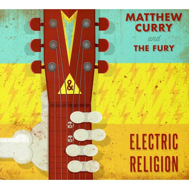 Matthew Curry ELECTRIC RELIGION CD