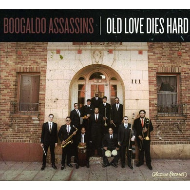 Boogaloo Assassins OLD LOVE DIES HARD CD