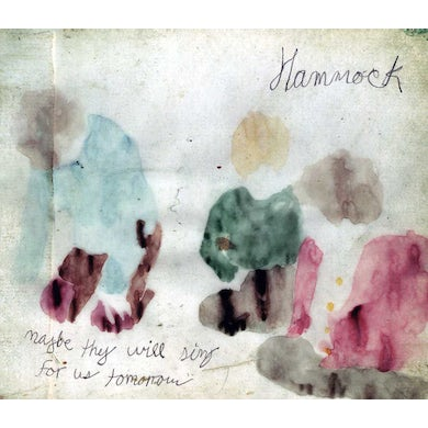 Hammock MAYBE THEY WILL SING FOR US TOMORROW CD