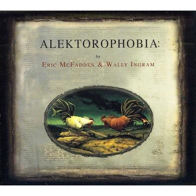Eric McFadden ALEKTOROPHOBIA CD