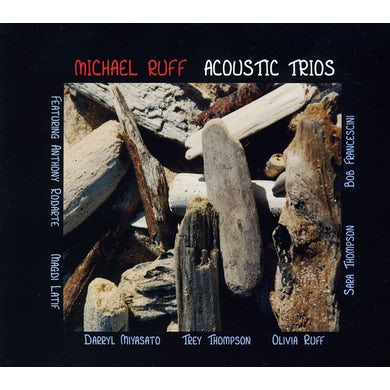 ACOUSTIC TRIOS CD