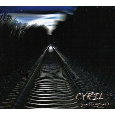 Cyril GONE THROUGH YEARS CD