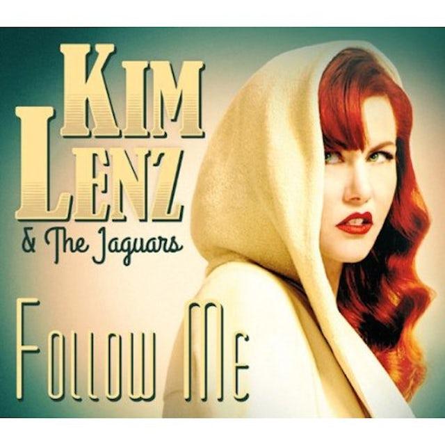 Kim Lenz & The Jaguars FOLLOW ME CD