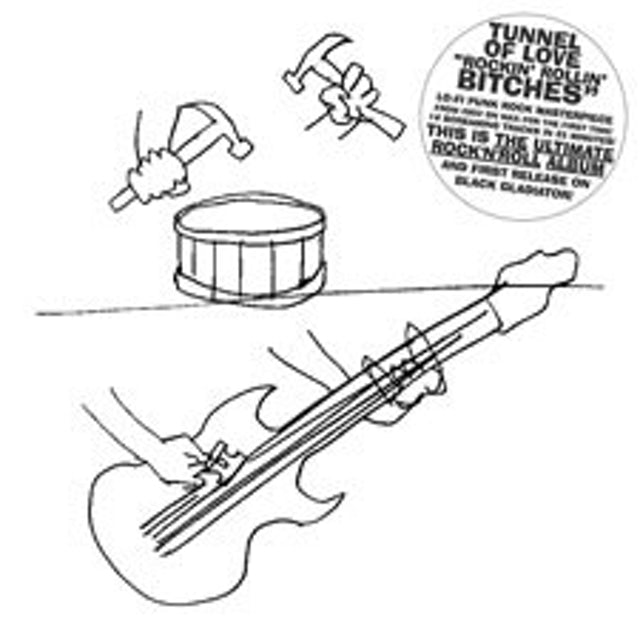Tunnel Of Love ROCKIN ROLLIN BITCHES CD