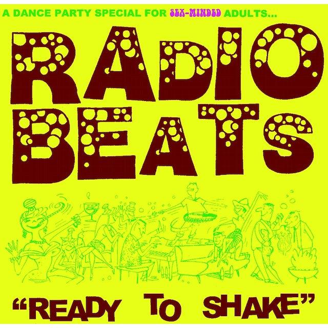 Radio Beats READY TO SHAKE CD