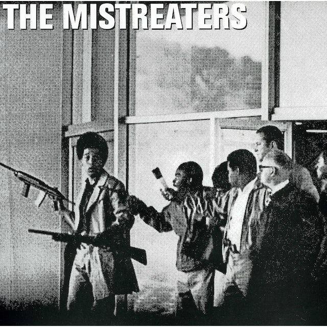Mistreaters STRANDED Vinyl Record