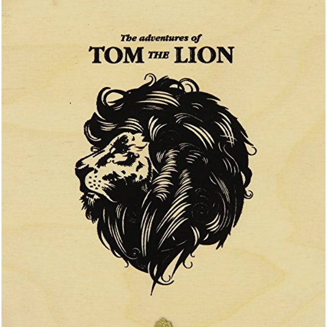 ADVENTURES OF TOM THE LION CD