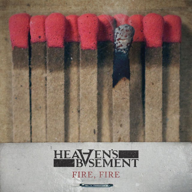 Heaven'S Basement FIRE FIRE Vinyl Record