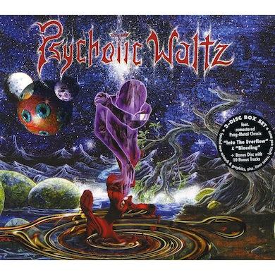 Psychotic Waltz INTO THE EVERFLOW / BLEEDING CD
