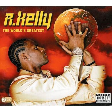 R. Kelly WORLD'S GREATEST CD