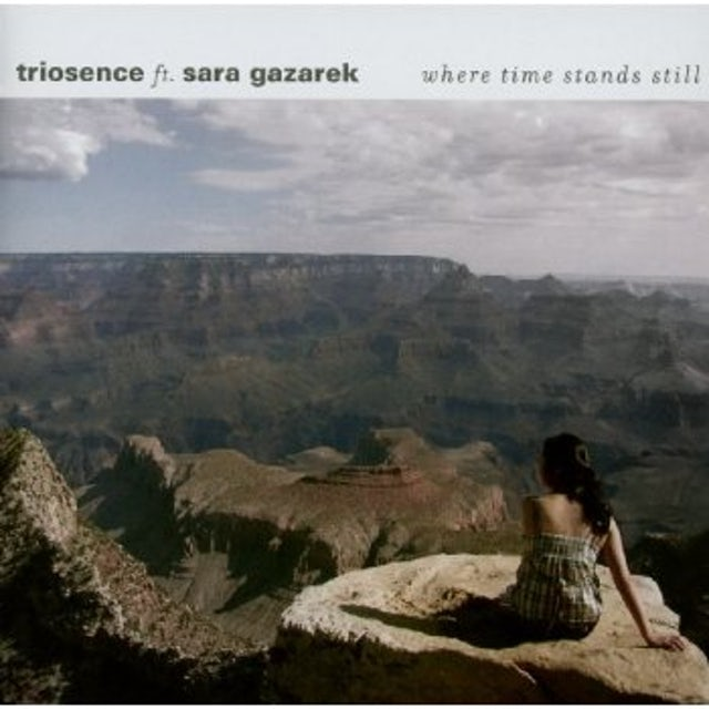 Triosence WHERE TIME STANDS STILL CD