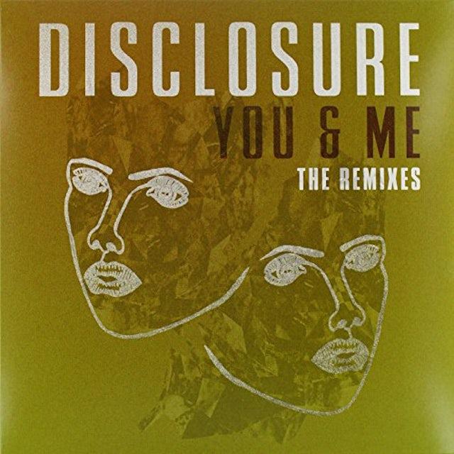 Disclosure YOU & ME Vinyl Record