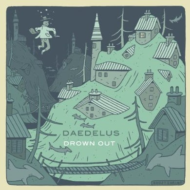 Daedelus DROWN OUT CD