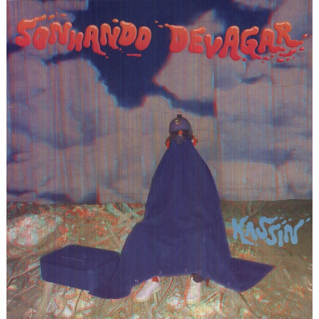 Kassin SONHANDO DEVAGAR Vinyl Record