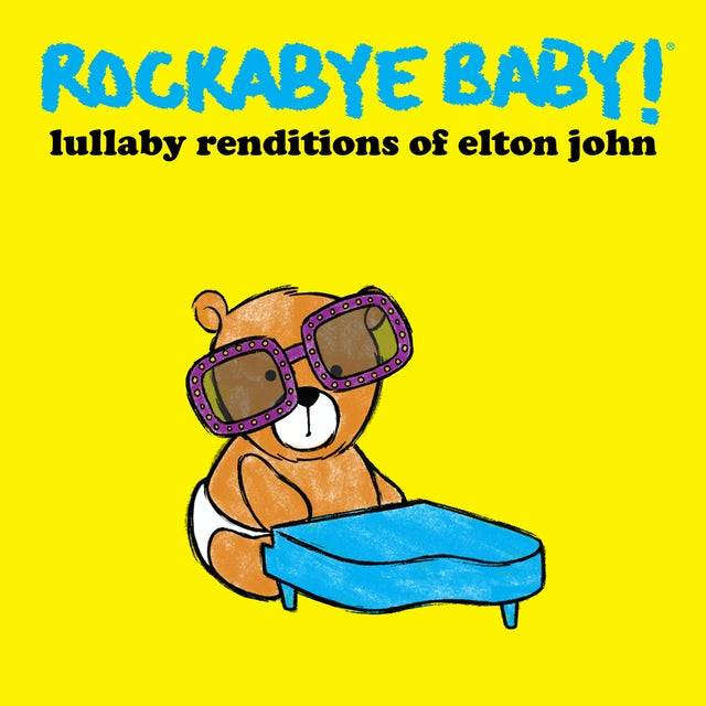 Rockabye Baby LULLABY RENDITIONS OF ELTON JOHN CD