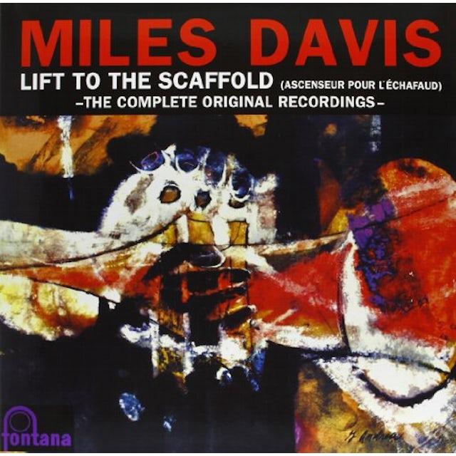 Miles Davis LIFT TO THE SCAFFOLD: COMPLETE ORIGINAL RECORDINGS Vinyl Record