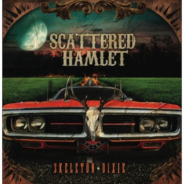 Scattered Hamlet SKELETON DIXIE CD