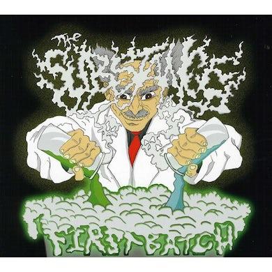 Substance FIRST BATCH CD