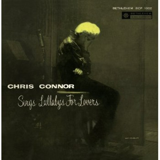 Chris Connor LULLABYS FOR LOVERS CD