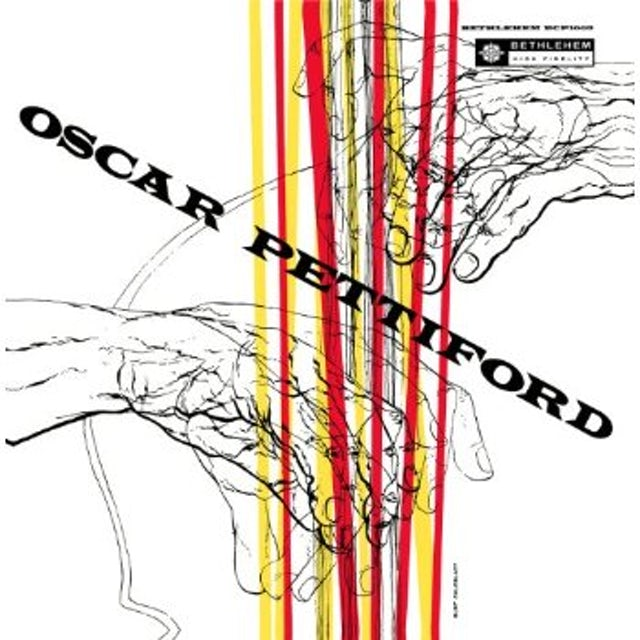 Oscar Pettiford MODERN QUINTET Vinyl Record