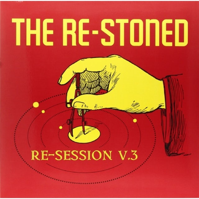 Re Stoned SESSION 3 Vinyl Record