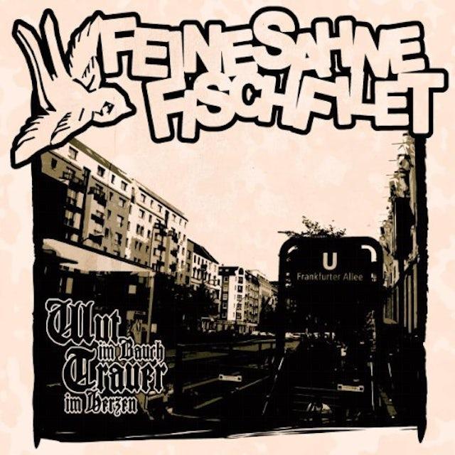 Feine Sahne Fischfilet WUT IM BAUCH TRAUER IM HERZE Vinyl Record