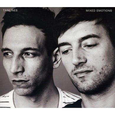 Tanlines MIXED EMOTIONS CD