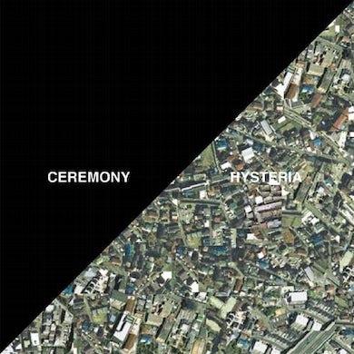 Ceremony HYSTERIA Vinyl Record