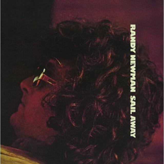 Randy Newman SAIL AWAY Vinyl Record - 180 Gram Pressing