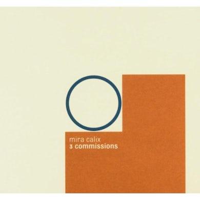 Mira Calix 3 COMMISSIONS CD