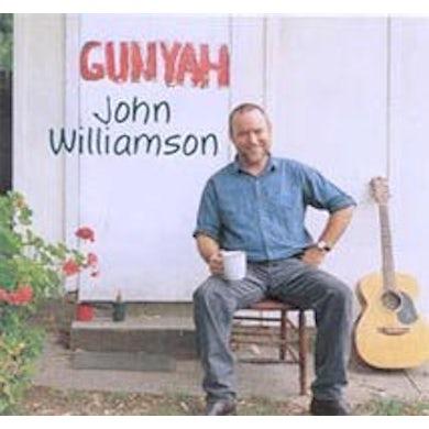 John Williamson GUNYAH CD