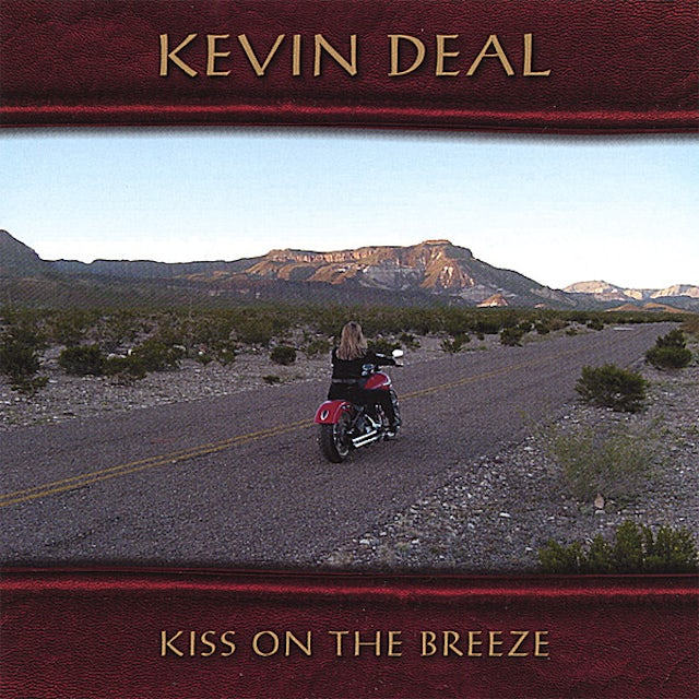Kevin Deal KISS ON THE BREEZE CD