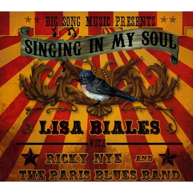 SINGING IN MY SOUL CD