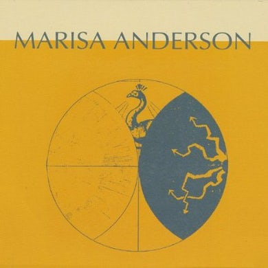 Marisa Anderson MERCURY CD
