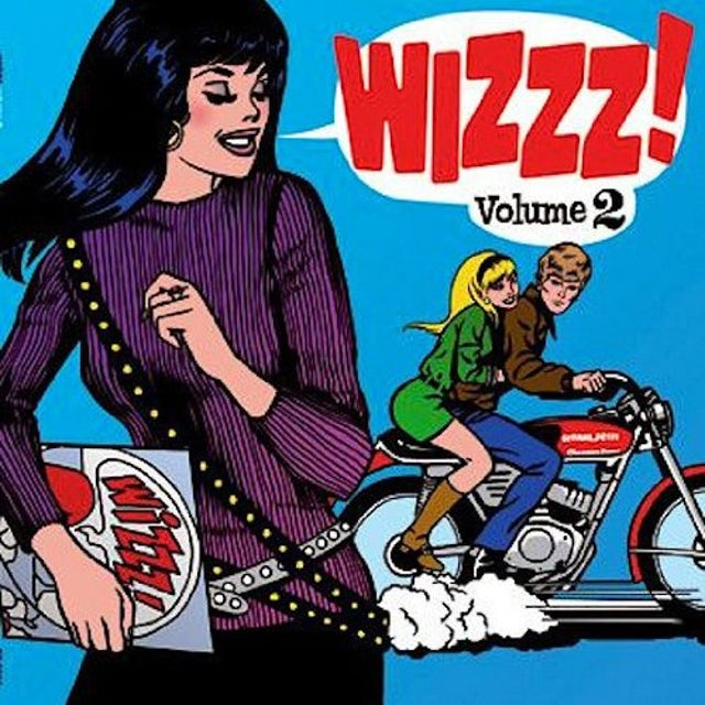 Wizzz: French Psychorama 1966-1970 2 / Various Vinyl Record