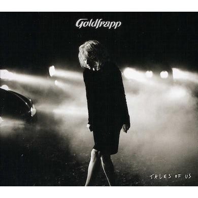 Goldfrapp TALES OF US CD