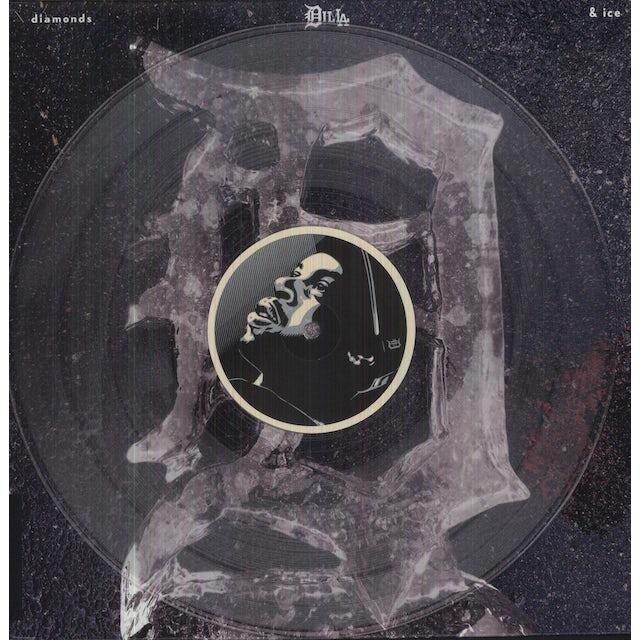 J Dilla DIAMONDS / ICE Vinyl Record