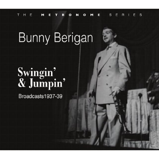 Bunny Berigan SWINGIN & JUMPIN CD