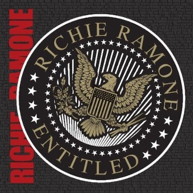Richie Ramone ENTITLED CD