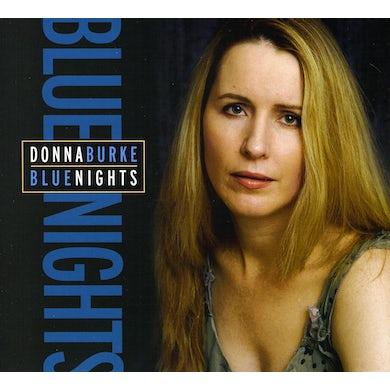 Donna Burke BLUE NIGHTS CD