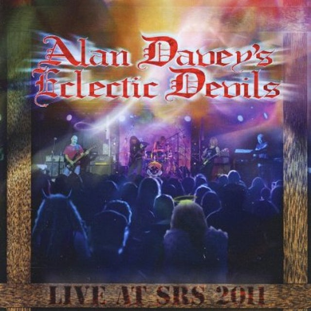 Alan Davey LIVE AT SRS 2011 CD
