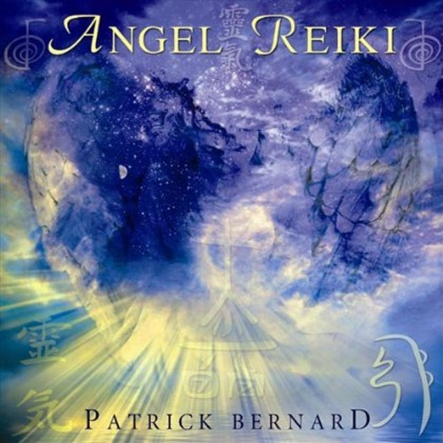Patrick Bernard ANGEL REIKI CD