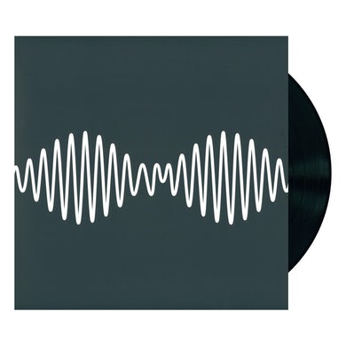 Arctic Monkeys AM Vinyl Record