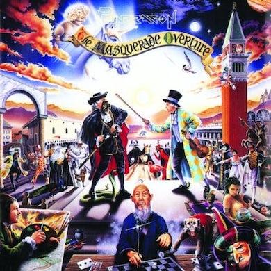 Pendragon MASQUERADE OVERTURE CD