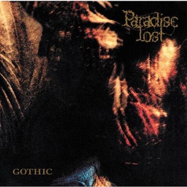 Paradise Lost GOTHIC Vinyl Record