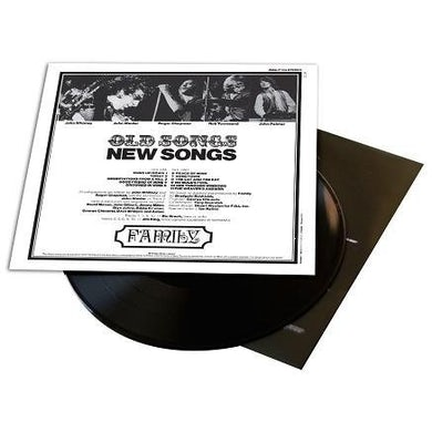 OLD SONGS NEW SONGS Vinyl Record