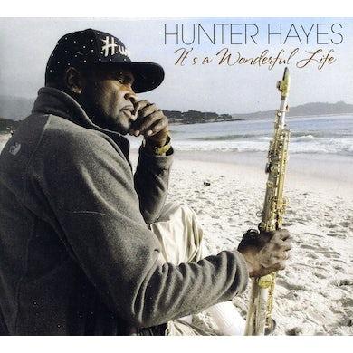 Hunter Hayes IT'S A WONDERFUL LIFE CD